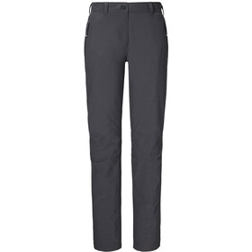 Schöffel Engadin Pants Women Short charcoal